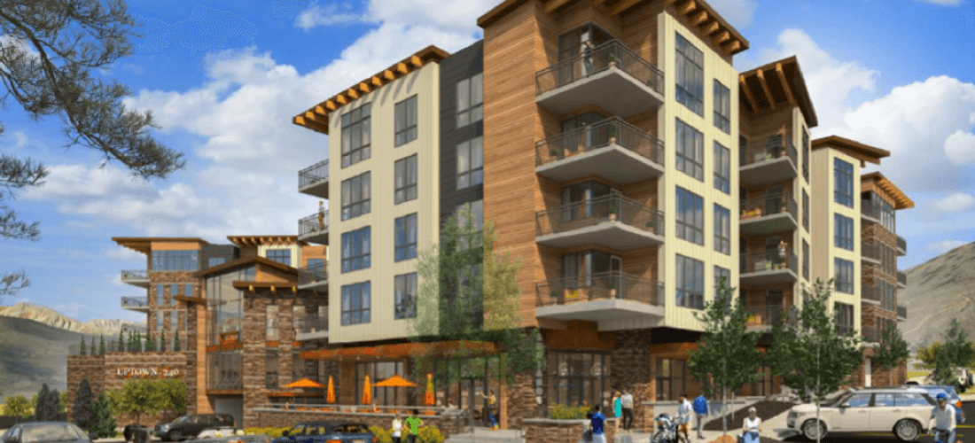 Residential Mixed Use Loan, Dillion, CO